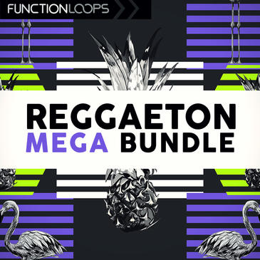 Reggaeton Mega Bundle WAV MIDI PRESETS - Freshstuff4you