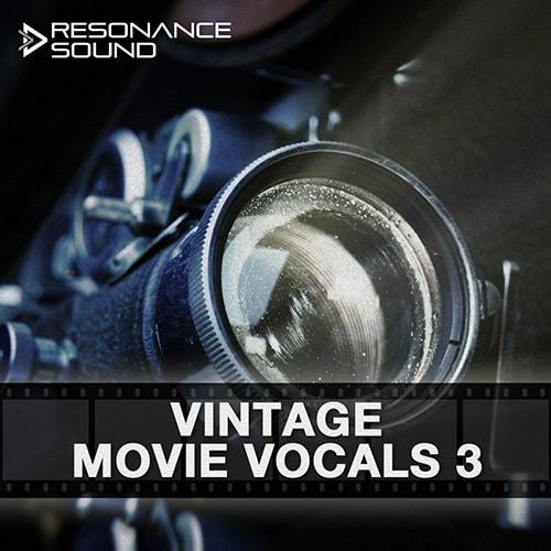 Resonance Sound Vintage Movie Vocals 3 MULTIFORMAT