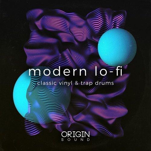 Modern Lo-Fi - Classic Vinyl & Trap Drums WAV MIDI - Freshstuff4you