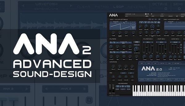 Sonic Academy Advanced ANA 2 Sound Design with King Unique TUTORIAL