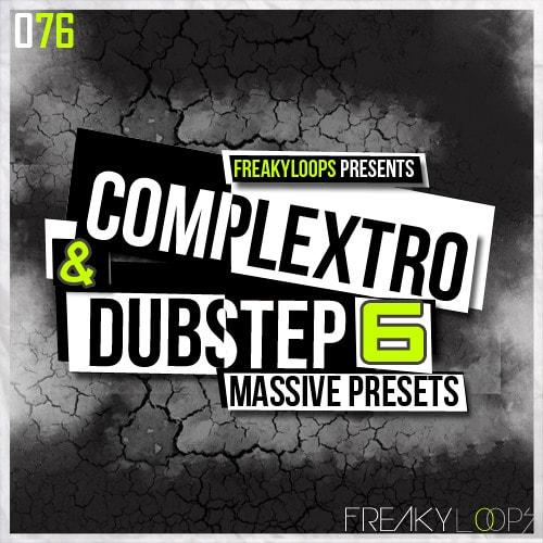 FL076 Complextro & Dubstep Vol.6 Massive Presets
