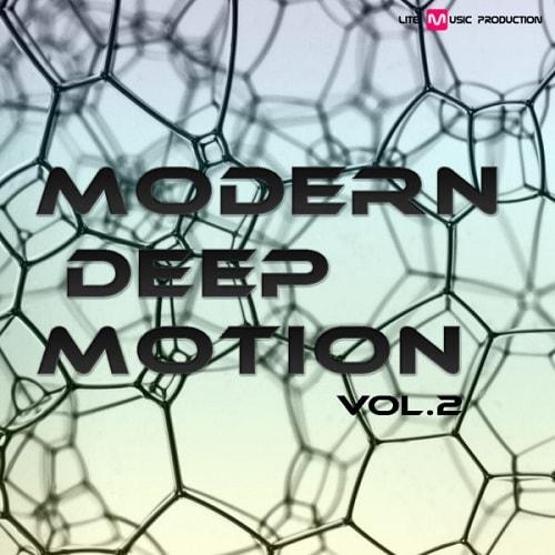 Lite Music Production Modern Deep Motion Vol 2 WAV MIDI