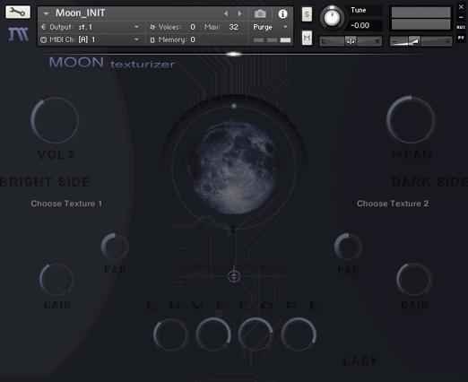 ImagikSound Moon For KONTAKT - Freshstuff4you