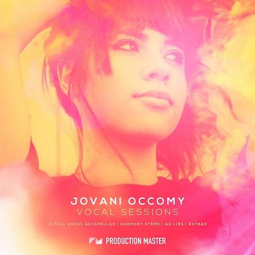 Jovani Occomy Vocal Sessions WAV