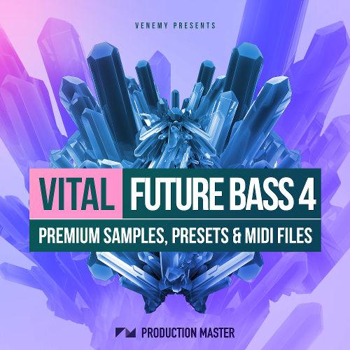 Vital Future Bass 4 WAV MIDI PRESETS - Freshstuff4you