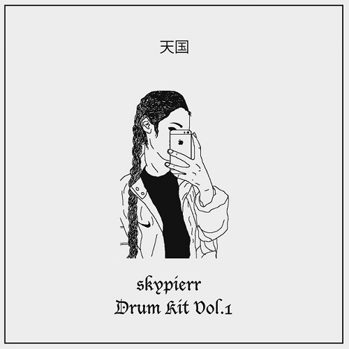 Skypierr Drum kit Vol 1 WAV - Freshstuff4you