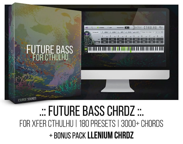 Surge Sounds Presents Future Bass Chrdz For Cthulhu