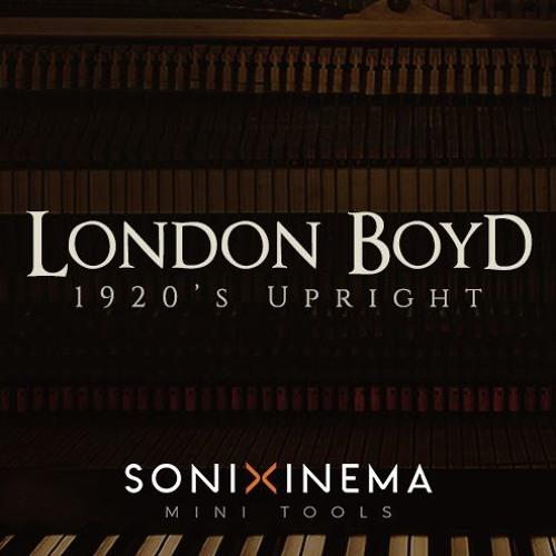 Sonixinema London Boyd 1920s Upright KONTAKT LIBRARY