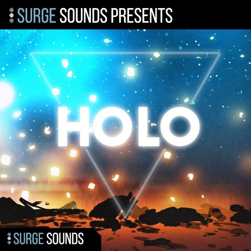 Surge Sounds Holo WAV MIDI PRESETS - Freshstuff4you