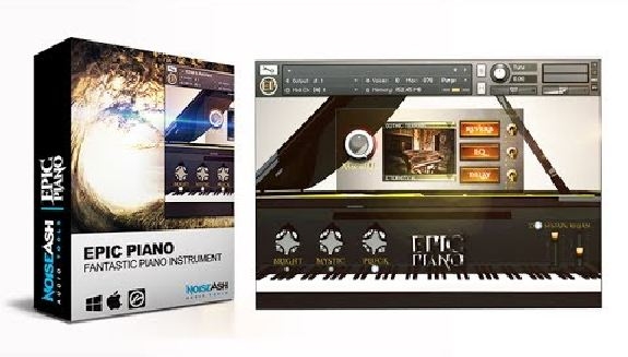 NoiseAsh Audio Tools Epic Piano KONTAKT - Freshstuff4you