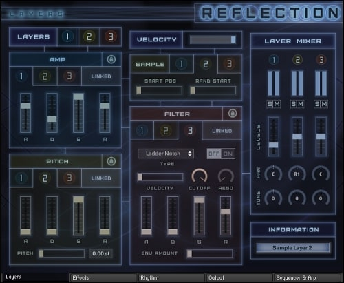 Resomonics Reflection v1.71 KONTAKT