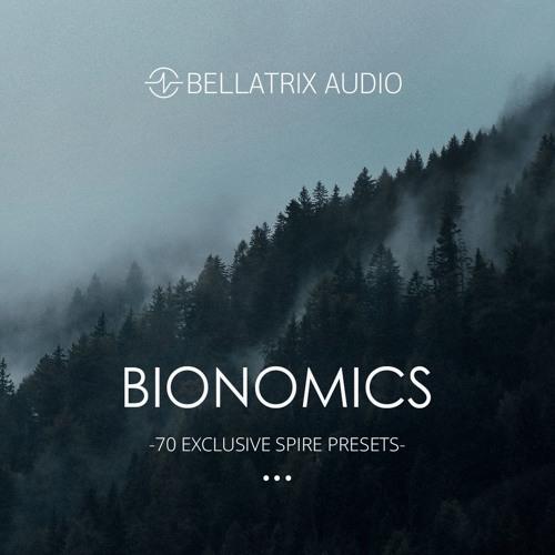 Bellatrix Audio Bionomics Spire Presets