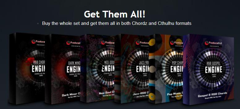 ProduceRnB - All 6 Engines Presets For Chordz & Cthulhu - Freshstuff4you