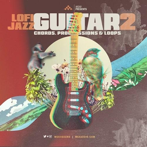 MSXII Lofi Jazz Guitar 2 WAV - Freshstuff4you