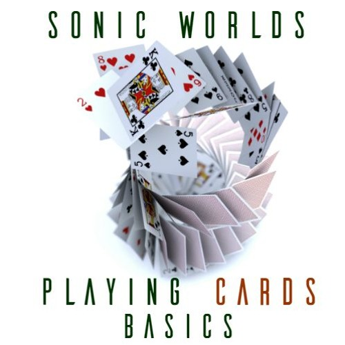 Sonic Worlds Playing Cards - Basics WAV MP3