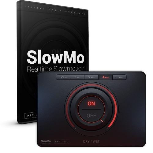 Initial Audio SlowMo v1.0.3 WIN & MAC