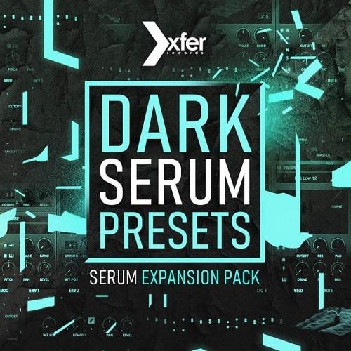 Plugin Boutique Dark Serum Presets