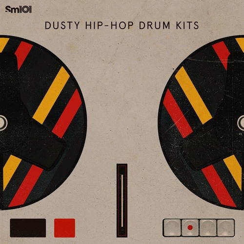 Dusty Hip-Hop Drum Kits MULTIFORMAT