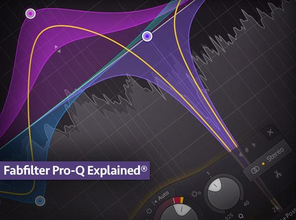 Groove3 FabFilter Pro-Q Explained TUTORIAL - Freshstuff4you