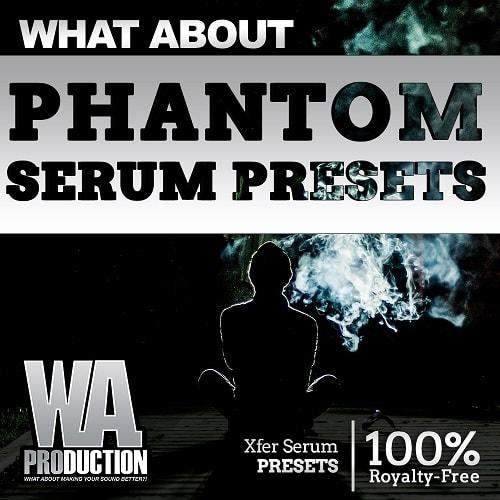 Phantom Serum Presets FXP - Freshstuff4you