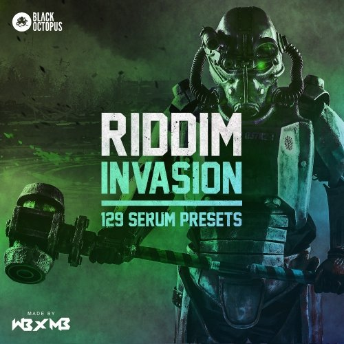 WB X MB – RIDDIM INVASION For Serum - Freshstuff4you