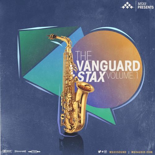 MSXII The Vanguard Stax Vol. 1 WAV