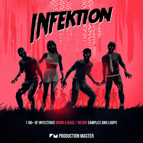 Infektion -Drum & Bass And Neurofunk WAV