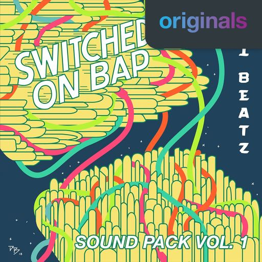 Originals Ski Beatz Switched on Bap Sound Pack Vol 1 WAV