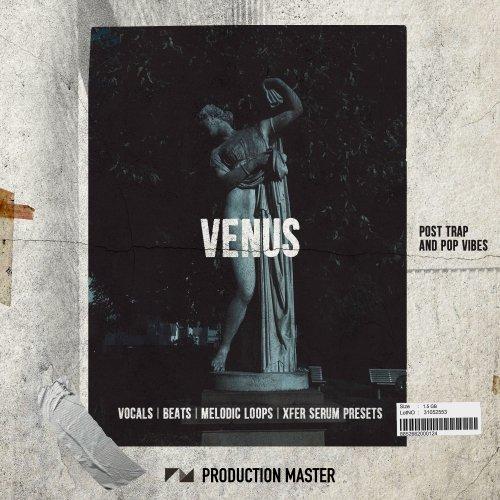 Venus - Post Trap & Pop Vibes XL Pack WAV  PRESETS