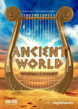 Ancient World: Instruments of Antiquity KONTAKT