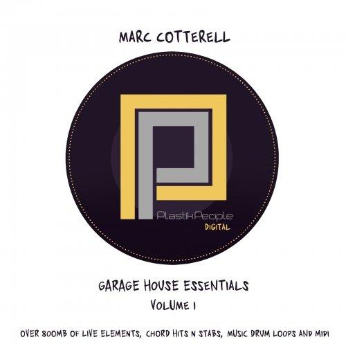Plastik People Garage House Essentials Vol.1 WAV MIDI