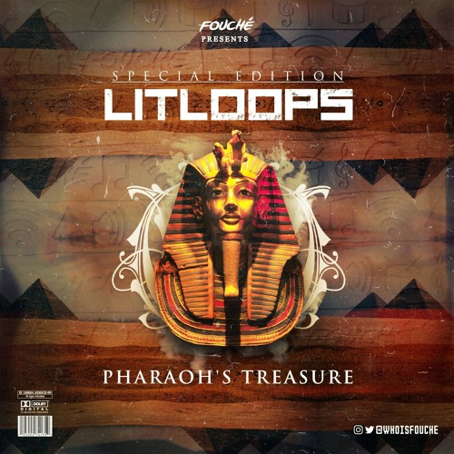 Fouché LitLoops Pharaoh's Treasure WAV