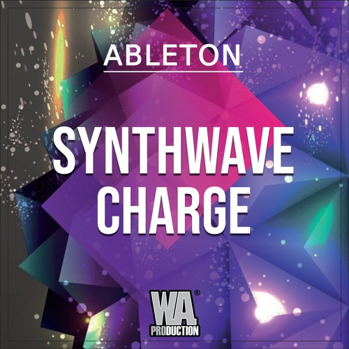 W. A. Production Synthwave Charge | Ableton Template