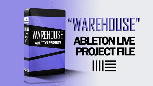 EDM Templates Warehouse Ableton Project File