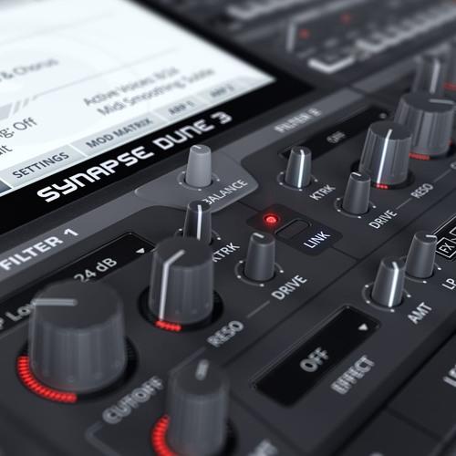 Synapse Audio DUNE v3.0.7 WIN MacOSX