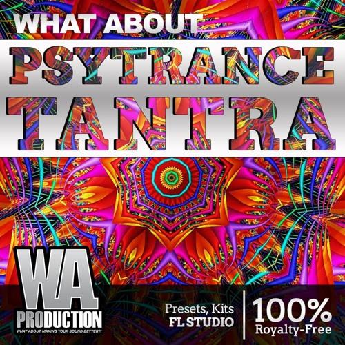 Psytrance Tantra WAV MIDI FXP FLP