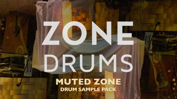 MUTED ZONE Drum Sample Pack WAV