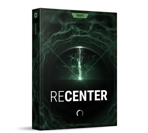 Boom Library ReCenter v1.0.1 WIN