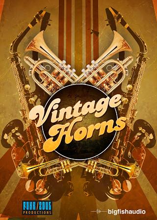 Vintage Horns Kontakt Library