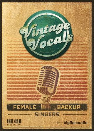 Vintage Vocals Kontakt Library