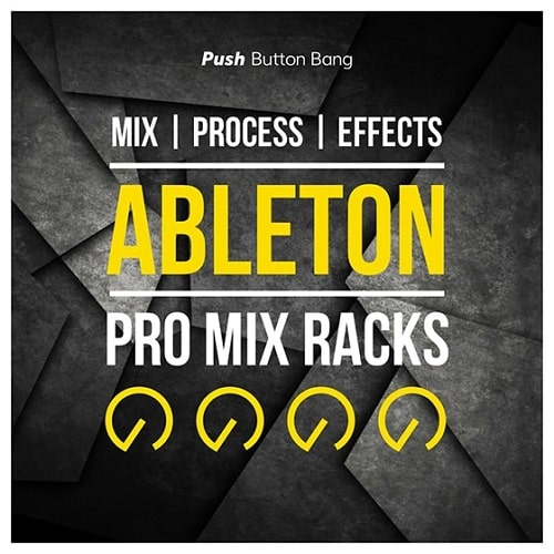 Ableton Pro Mix Racks ADG