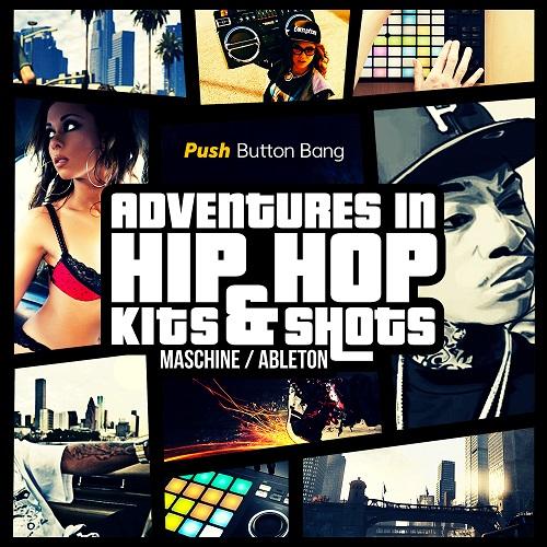 Adventures In Hip Hop WAV ABLETON PACK