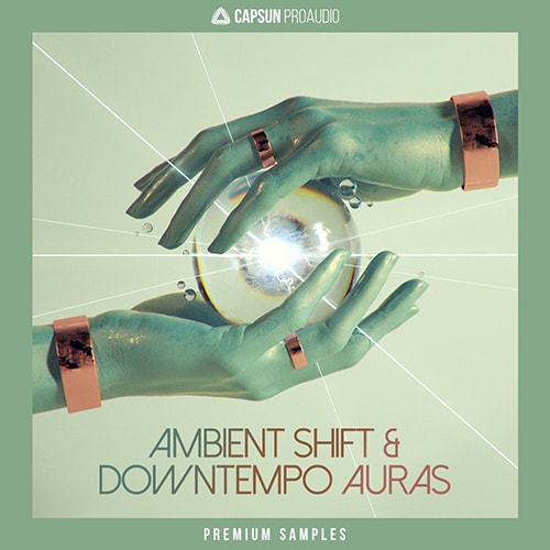 Ambient Shift & Downtempo Auras WAV REX