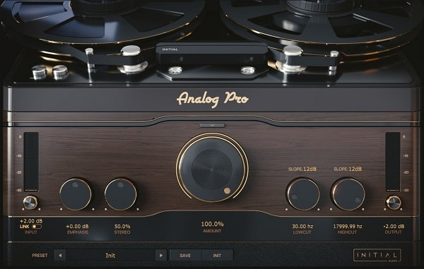 Initial Audio Analog Pro v1 0 0 WIN & MAC - Freshstuff4you