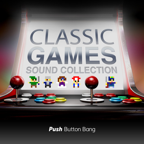 Classic Games Sound Collection WAV