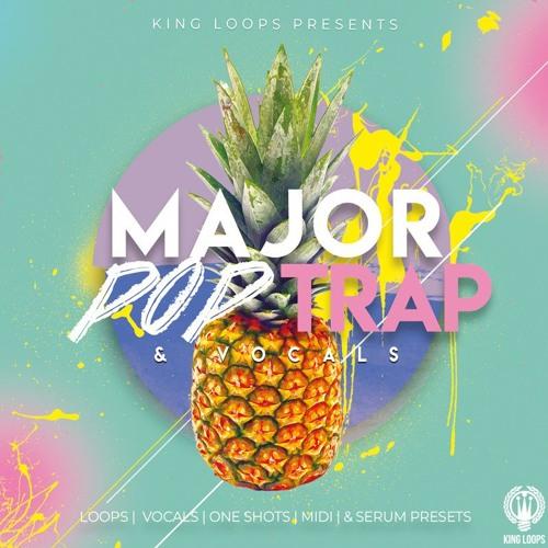 King Loops Major Pop Trap and Vocals WAV MIDI PRESETS