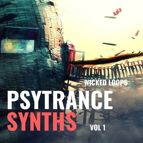 Wicked Loops Psytrance Synths WAV