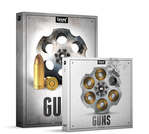 BOOM Library Guns Bundle WAV