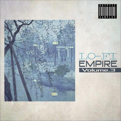 Kryptic Samples Lo-Fi Empire Vol 3 WAV MIDI - Freshstuff4you