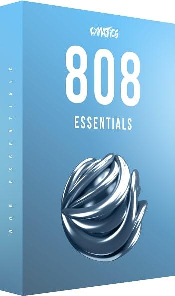 Cymatics 808 Essentials WAV PRESETS - Magesy® R-Evolution